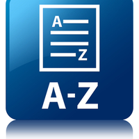 Complete List A-Z