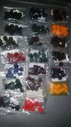 Set of 310 Dye Chips 10 of each Color