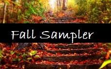 Fall Fragrances Sampler Pack